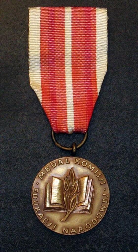 Medal Komisji Edukacji Narodowej