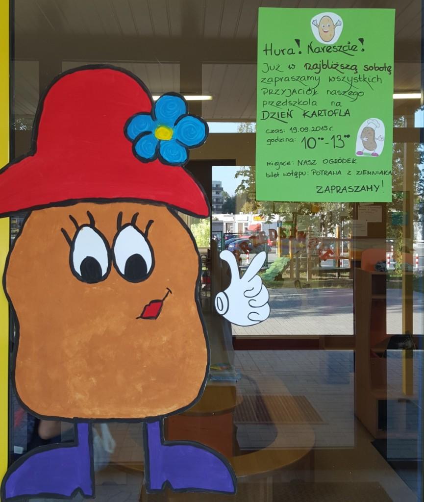 Zaproszenie na Dzień Kartofla