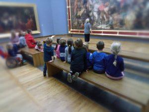 Spotkanie z historią w Muzeum Narodowym