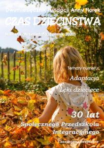 Okładka Miesięcznika CZAS DZIECIŃSTWA
