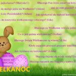 Zapytajki do tematu Wielkanoc